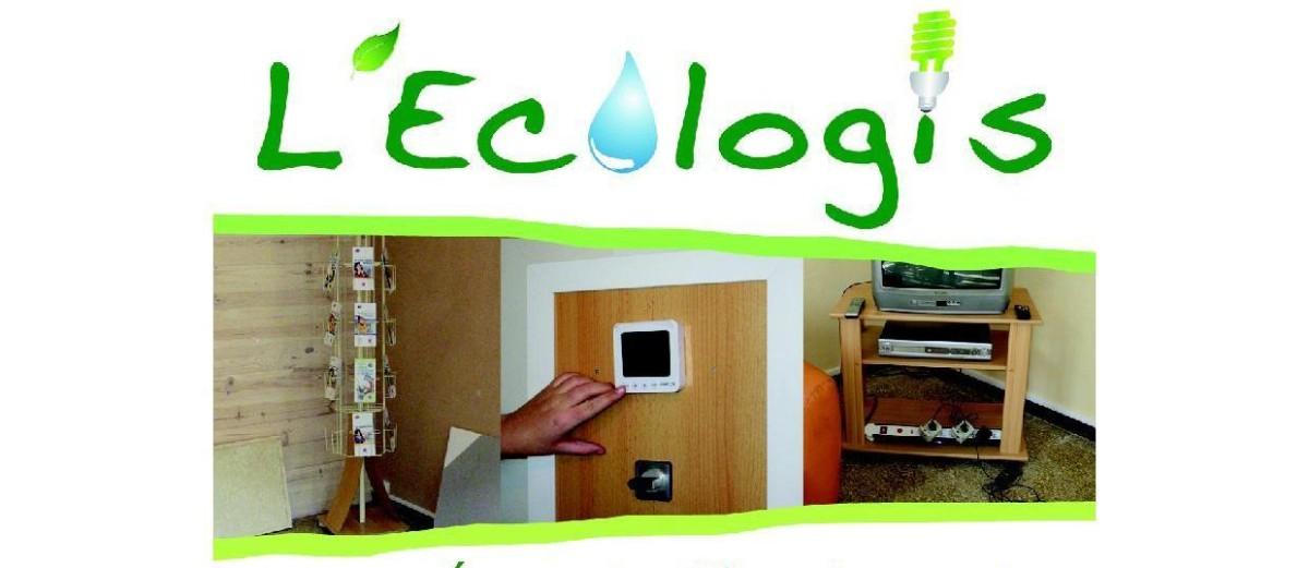 l'éco'logis appartement écogestes