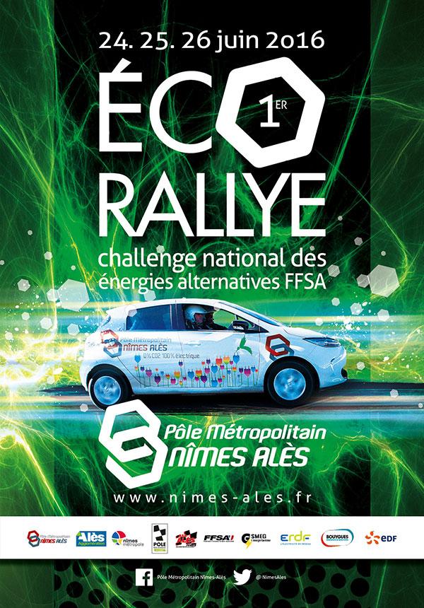 1er eco rallye, challenge national des énergies alternatives