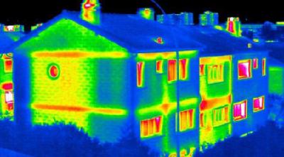 la nuit de la thermographie à Cendras